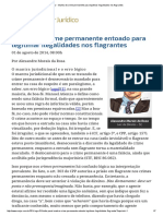 ConJur - Mantra do crime permanente para legitimar ilegalidades nos flagrantes.pdf