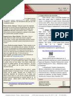 Boletin  Vol. 7 Num. 4