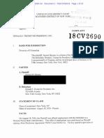 Jessica Denson Complaint 2