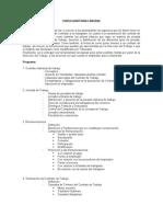 Objetivos y Programa Curso Auditoria Laboral
