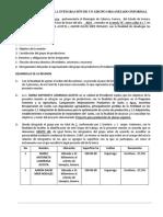 Modelo de Acta de Asamblea de Grupo Social Maria Antonieta Lizarraga Acosta