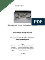 Estimation and Control of a Quadrotor Attitude - Lisboa.pdf
