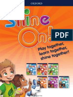Shine on Walk Through Brochure