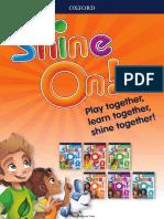 Shine on Walk Through Brochure