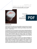 LEADER SUMMARIES - Resumen Del Libro - Merck Por Fran Hawthorne