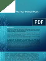 Modelo Atómico Schrödinger Sc