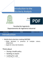AM1. Introduction
