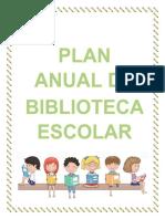 Plan de Biblioteca 2018