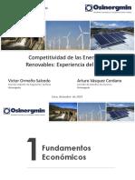 Victor Ormenio y Arturo Vasquez-Competitividad de Las Energias Renovables-Experiencia Del Peru