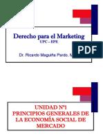 SESION1_7.3. PPT presencial  EL MARCO DE LA ECONOMÍA SOCIAL DE MERCADO