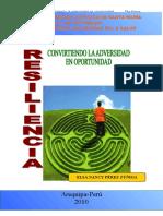 LIBRO RESILIENCIA Convirtiendo La Adversidad en Oportunidad DOCTORADO