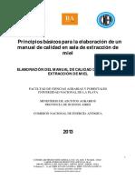 II Elaboracion Del Manual de Calidad de UN PROCESO