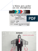 AVQUO Guia de Smartphone Video