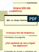 Integración Direccion Control 2017