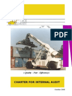 Magerwa Internal Audit Charter