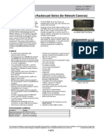 Digital Vision Network DVN 5000X Real-Time Rackmount Series (for Network Cameras) Catalog Page