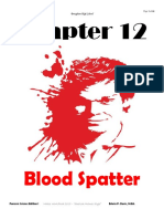 chapter 12 - blood spatter