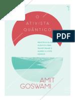 O Ativista Quantico - Principios - Amit Goswami