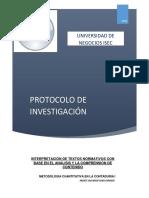 Protocolo de Investigacion Final