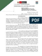 Comité de Tutoria 2018
