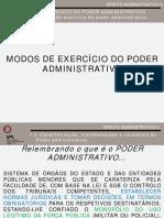 Da_ii_2017_2018_modos de Exercício Do Poder Administrativo - o Regulamento Administrativo