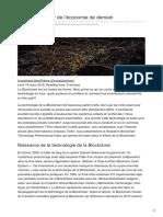 Derinet.vontobel.com-Blockchain Pilier de Léconomie de Demain