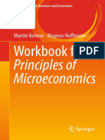 (Springer Texts in Business and Economics) Martin Kolmar,Magnus Hoffmann (Auth.)- Workbook for Principles of Microeconomics -Springer International Publishing (2018)