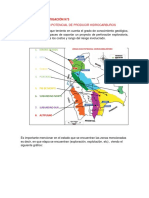 Zonas Con Potencial de Producir Hidrocarburosproduc