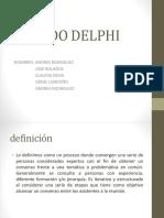 Metodo Delphi