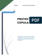 Marco Teórico Proyecto 5 Cúpula