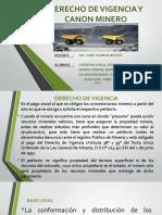 DERECHO DE VIGENCIA Y CANON MINERO PPT.pptx
