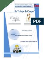 Reporte de Campo