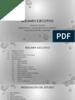 RESUMEN EJECUTIVO - Expediente Tecnico