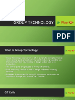 Group Technology PPT