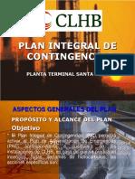 Plan Integral de Contingencias