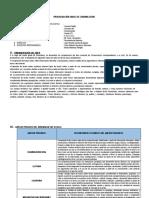 Programación Anual de Comunicacion 4 Ultima Comercio