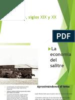 Chile, Siglos XIX y XX