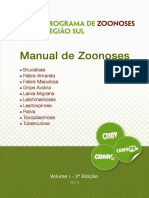Manual de Zoonoses (Volume 1 e 2)