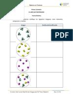 Guía de Ejercicios Sobre Teoría Atómica