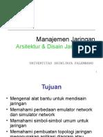 Slide-5 Arsitektur Jaringan 2 - 2018