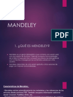 Mendeley Tutorial Clases