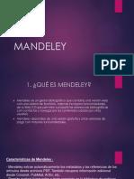 Mendeley Tutorial Clases