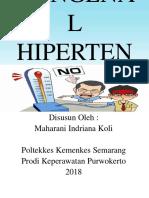 Mengenal Hipertensi Lb