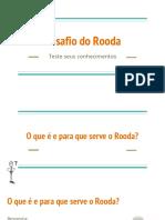 Aula 1 - Desafio Do Rooda