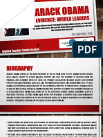 Evidence -  World leader s.pptx