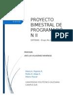 Trabajo Trimestral Progra EL PROPIO!!!