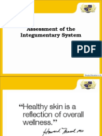 5 Integumentary System Assessment
