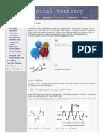 Varistor Explanatios and Applications