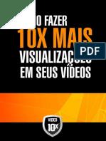 eBook Como Fazer 10x Visualizacoes