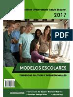 LIBRO MODELOS ESCOLARES Tendencias Políticas y Organizacionales